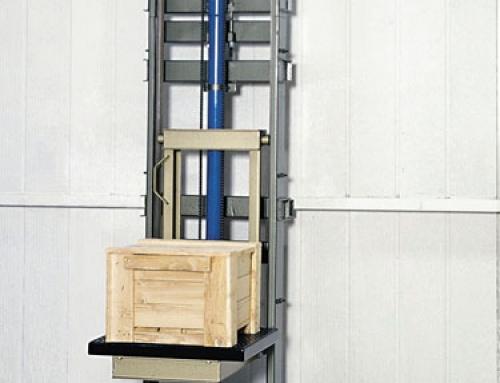 Ανελκυστήρας φορτίων COMPACT KLEEMANN